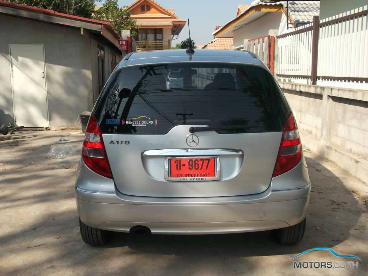 New, Used & Secondhand Cars MERCEDES-BENZ A CLASS (2008)
