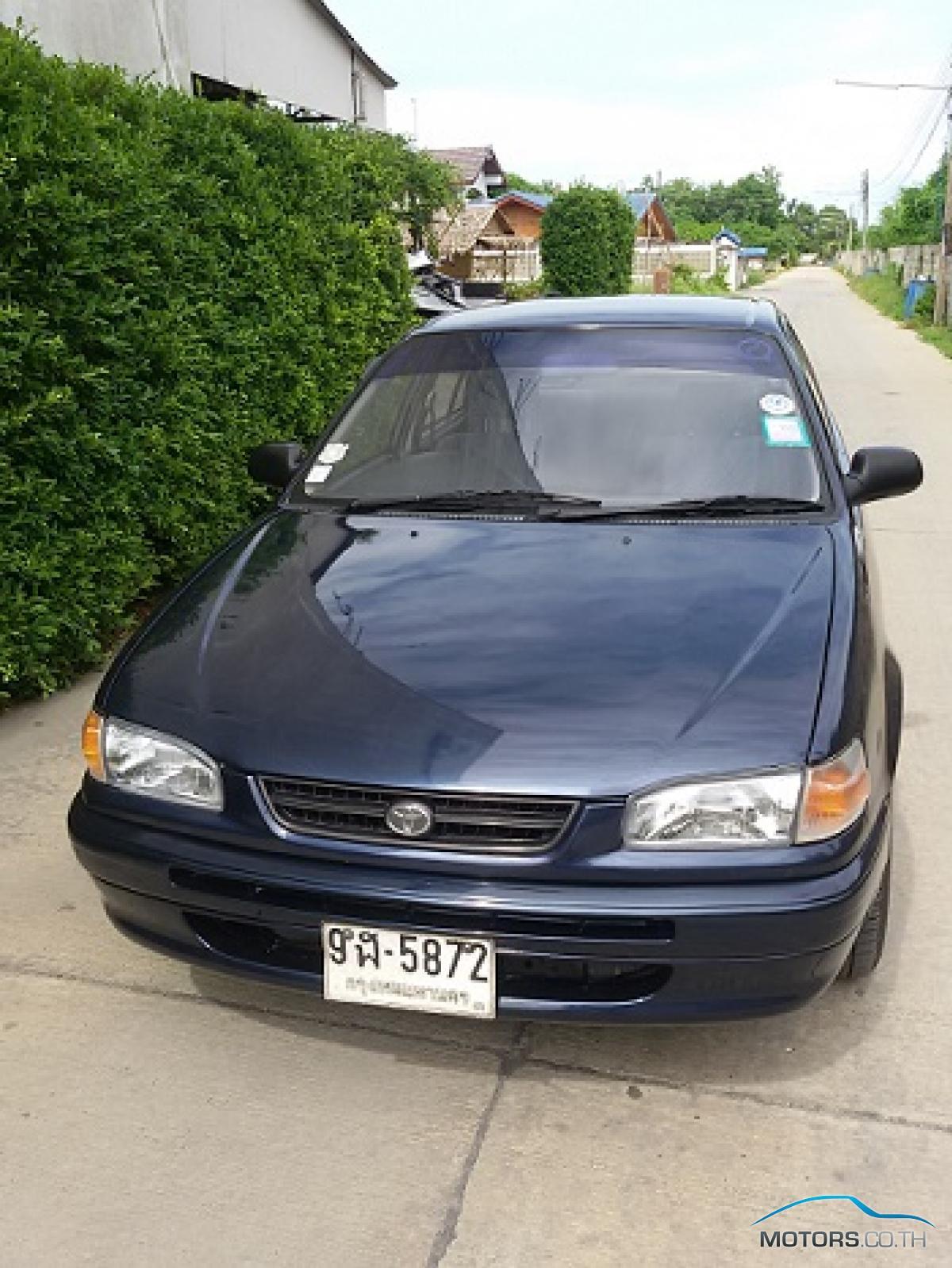 รถใหม่, รถมือสอง TOYOTA COROLLA (1996)