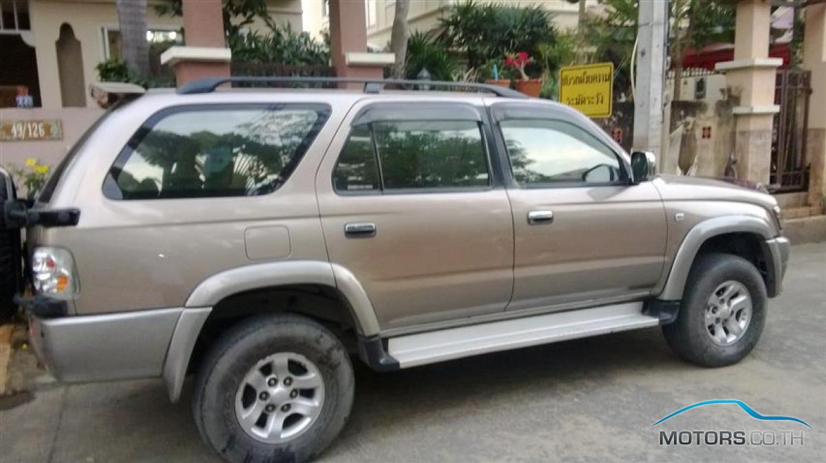 New, Used & Secondhand Cars TOYOTA HILUX SPORT RIDER (2004)