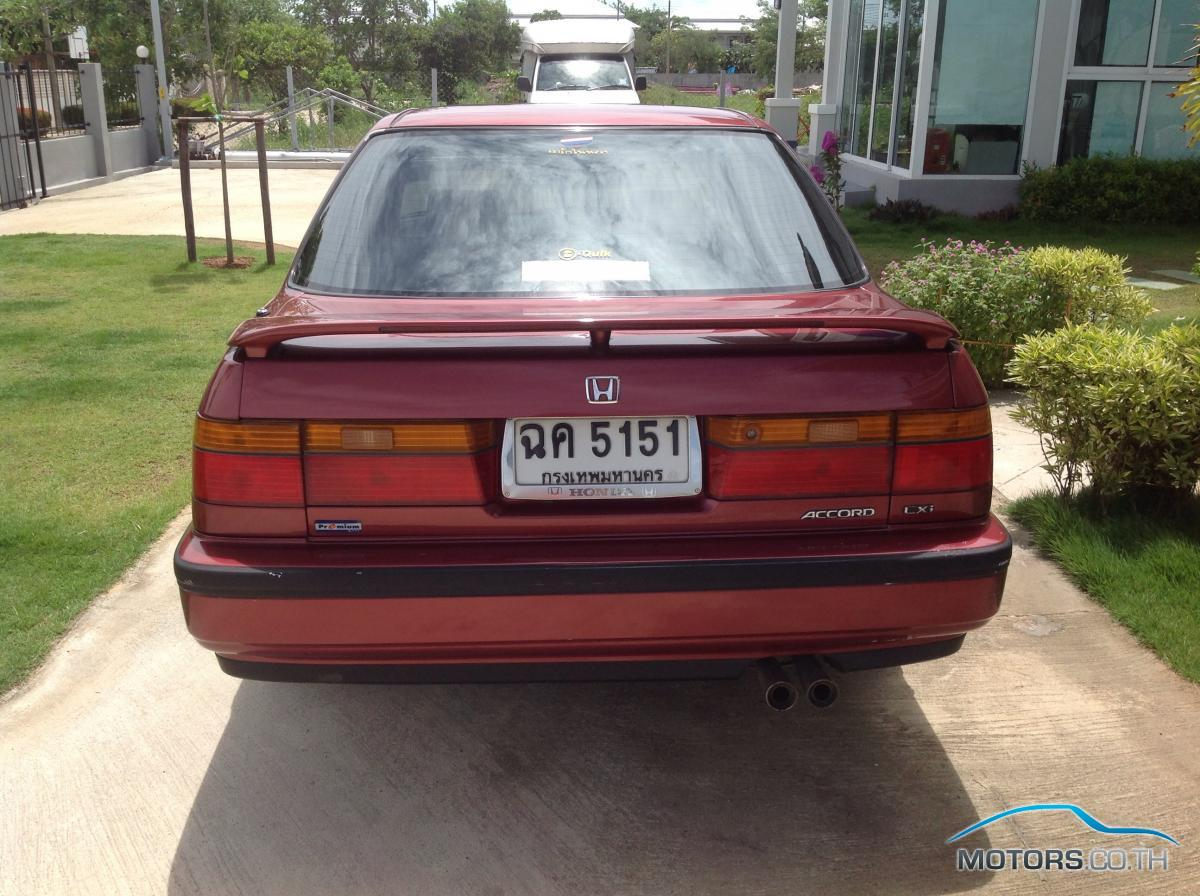 New, Used & Secondhand Cars HONDA ACCORD (1991)