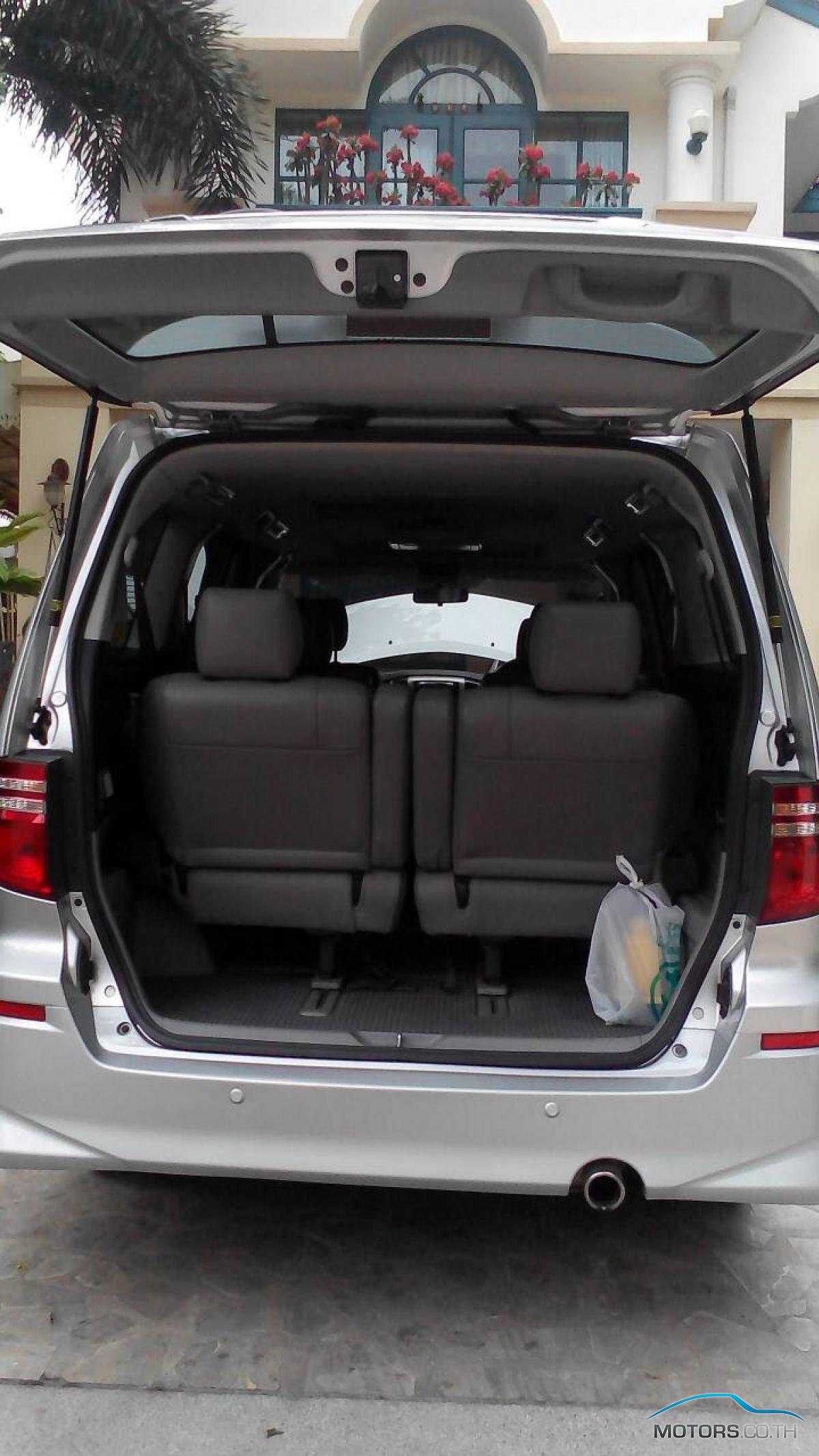 New, Used & Secondhand Cars TOYOTA ALPHARD (2006)