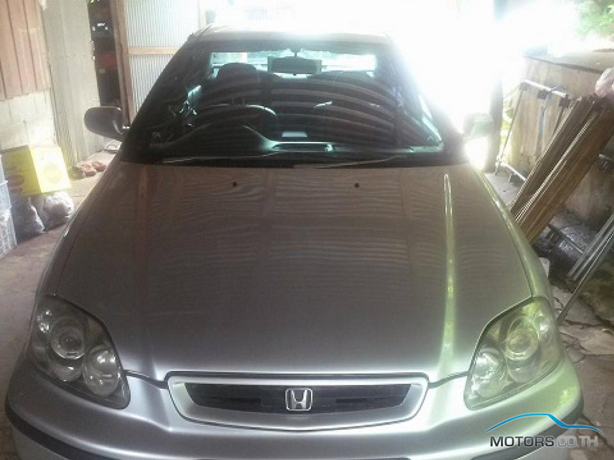Secondhand HONDA CIVIC (1996)