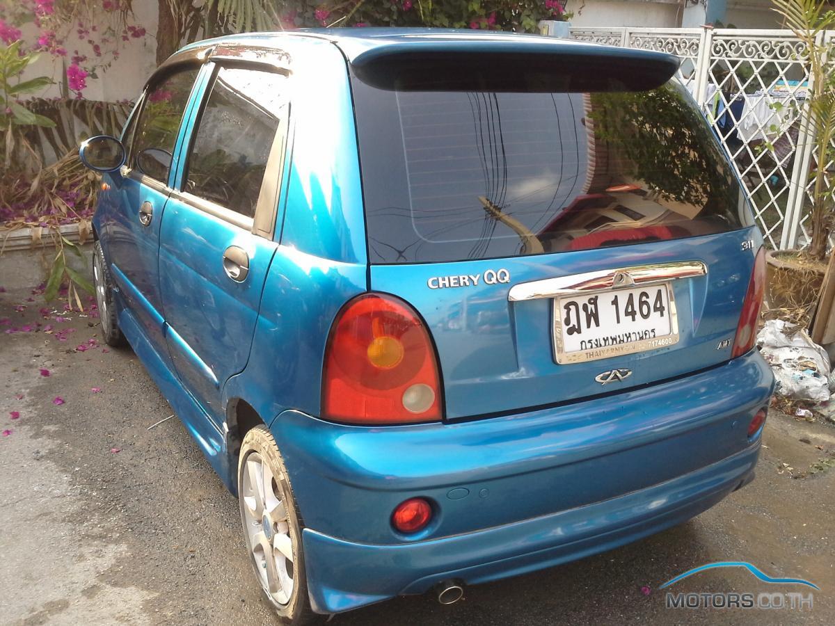 รถใหม่, รถมือสอง CHERY QQ (2010)