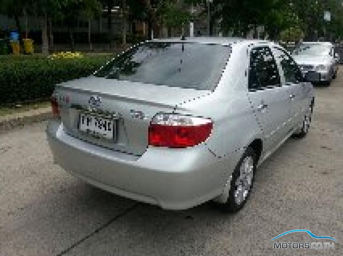 รถใหม่, รถมือสอง TOYOTA VIOS (2005)