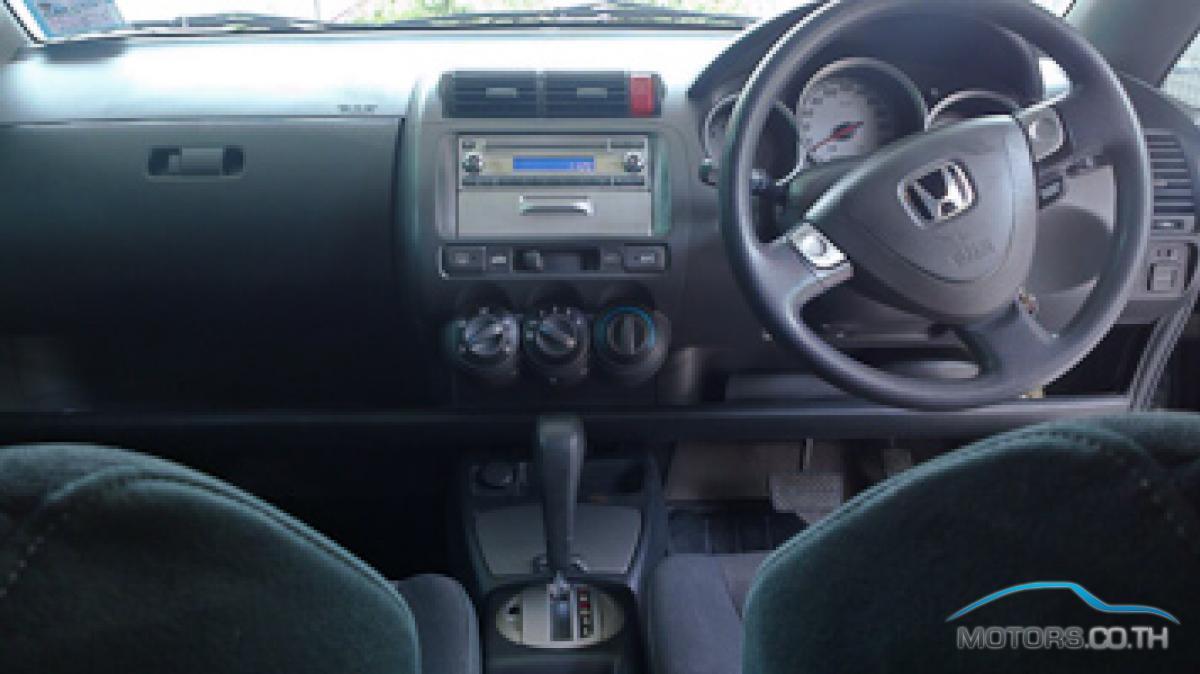 รถใหม่, รถมือสอง HONDA JAZZ (2005)