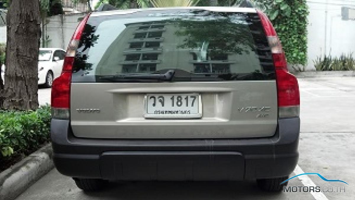 รถใหม่, รถมือสอง VOLVO XC70 (2002)