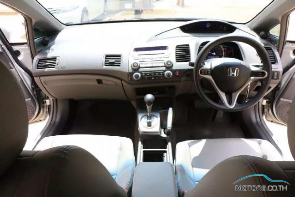รถใหม่, รถมือสอง HONDA CIVIC (2010)
