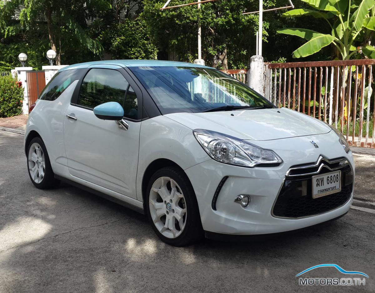 New, Used & Secondhand Cars CITROEN DS3 (2012)