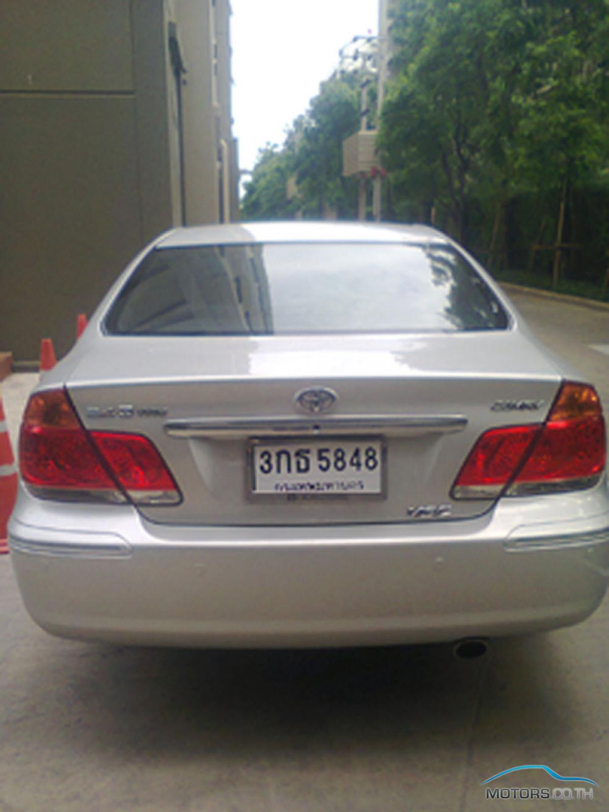 รถใหม่, รถมือสอง TOYOTA CAMRY (2005)