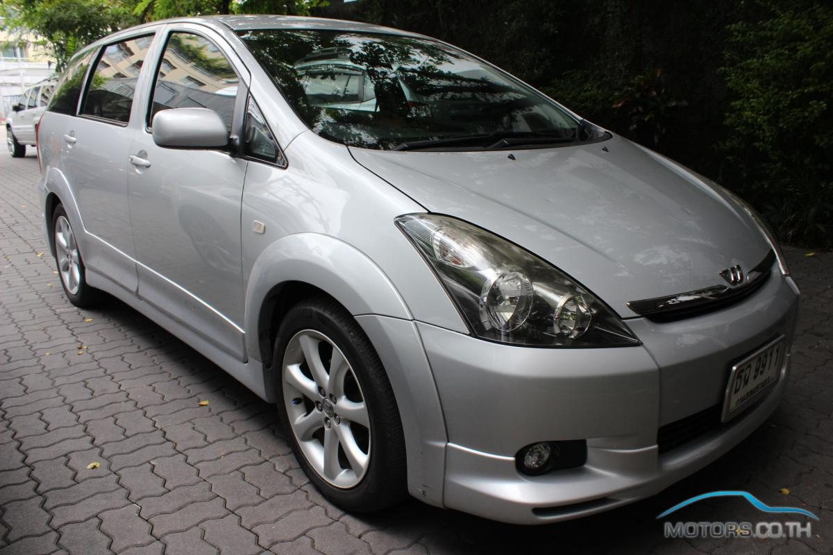 New, Used & Secondhand Cars TOYOTA WISH (2004)