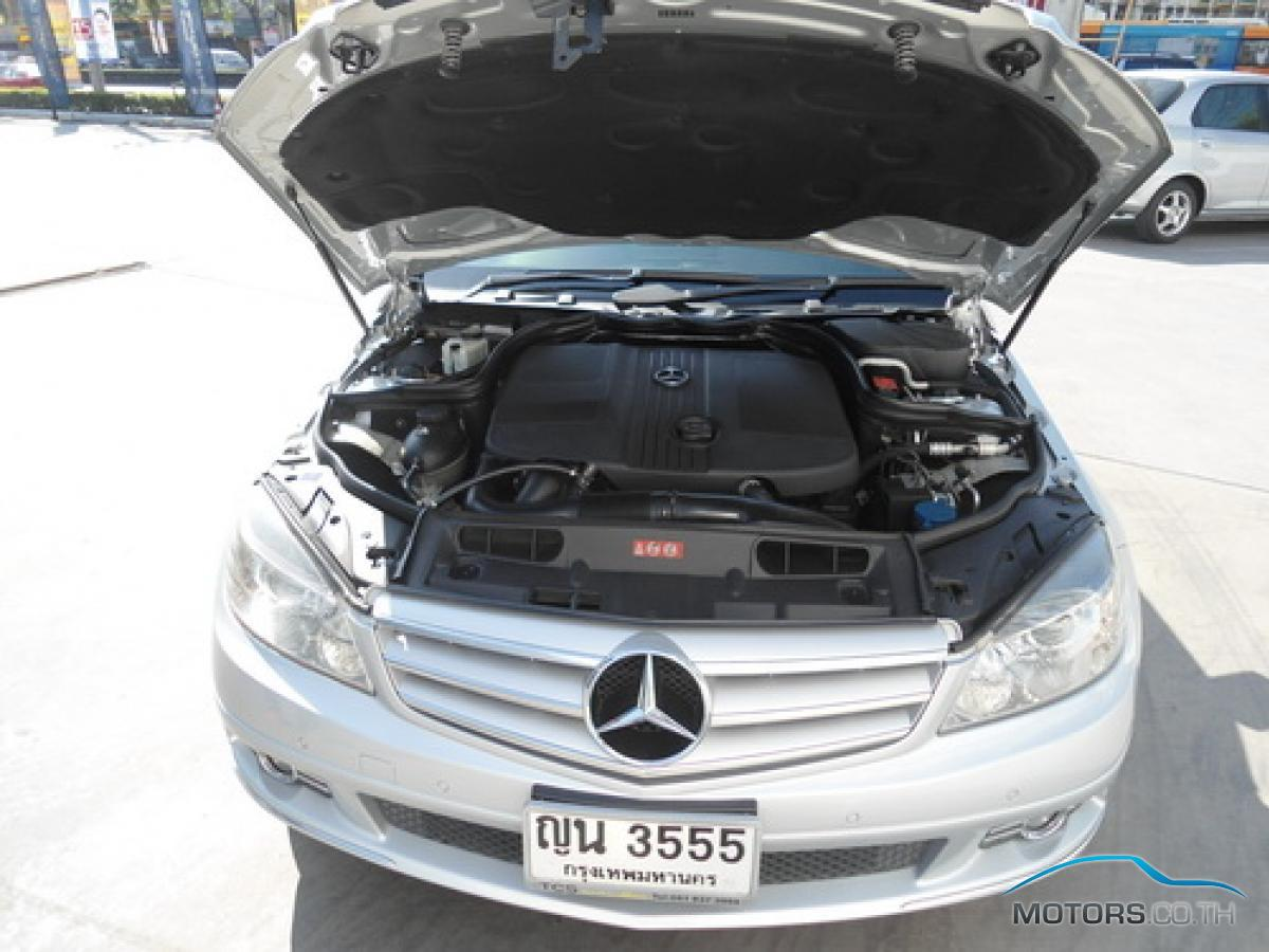 Secondhand MERCEDES-BENZ C CLASS (2011)