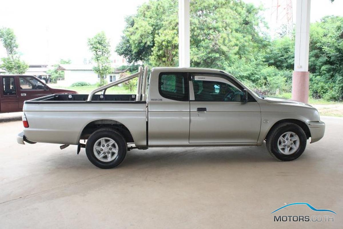 New, Used & Secondhand Cars MITSUBISHI L200-STRADA (2004)