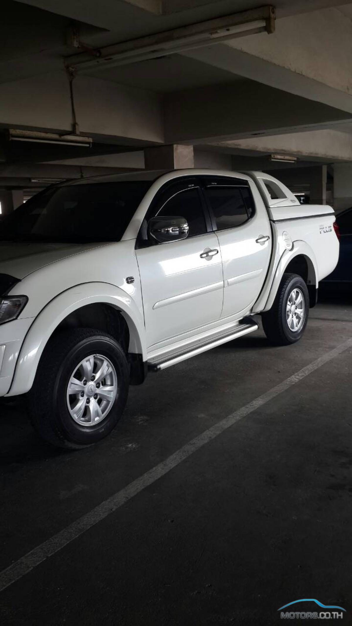 รถใหม่, รถมือสอง MITSUBISHI TRITON (2013)