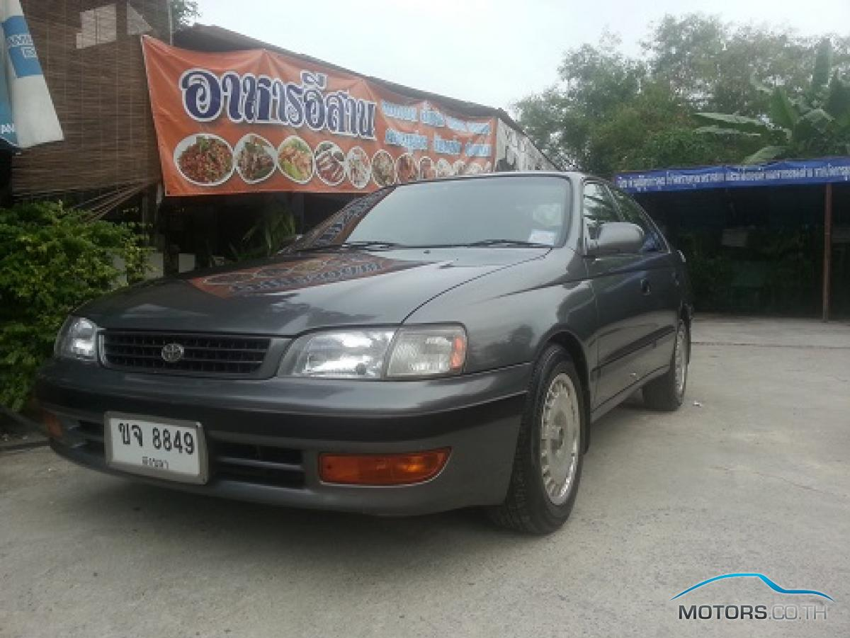 New, Used & Secondhand Cars TOYOTA CORONA (1996)