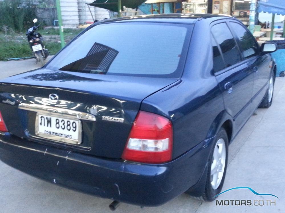 รถใหม่, รถมือสอง MAZDA 323 (2000)