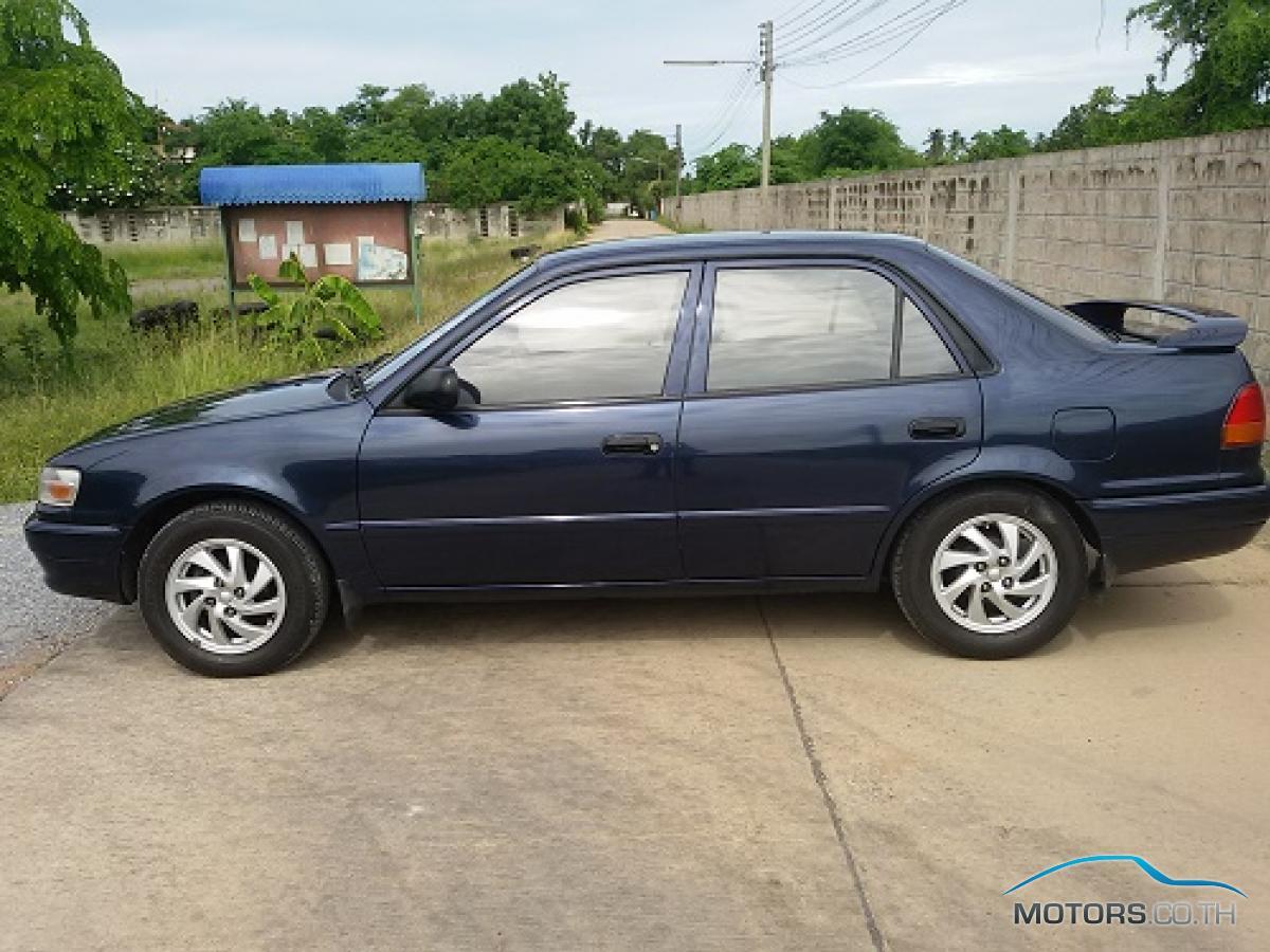 รถมือสอง, รถยนต์มือสอง TOYOTA COROLLA (1996)
