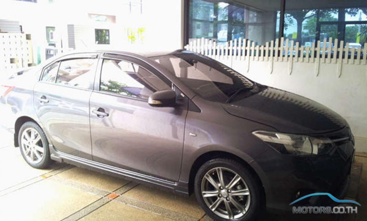 Secondhand TOYOTA VIOS (2014)