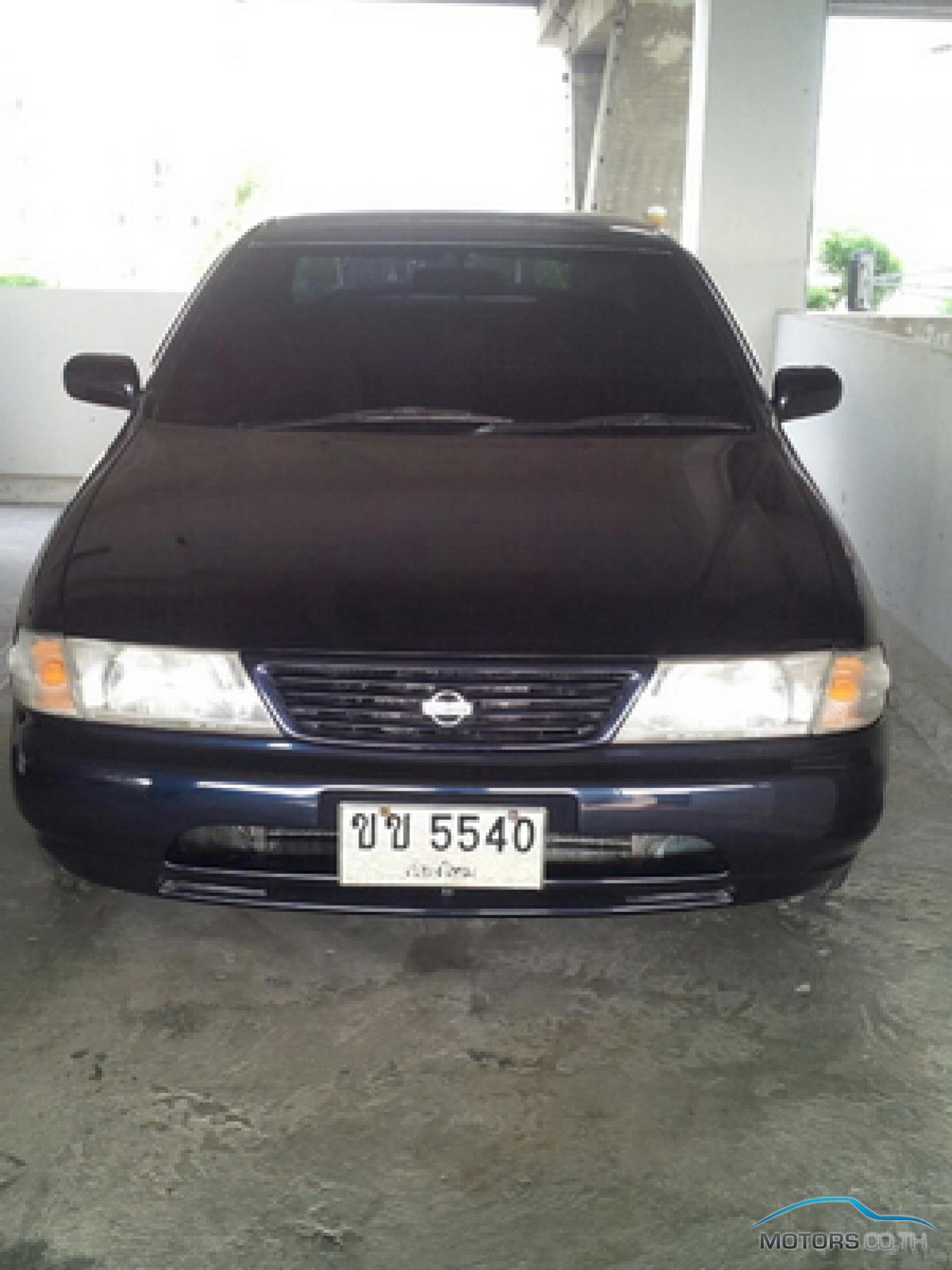 รถใหม่, รถมือสอง NISSAN SUNNY (1997)