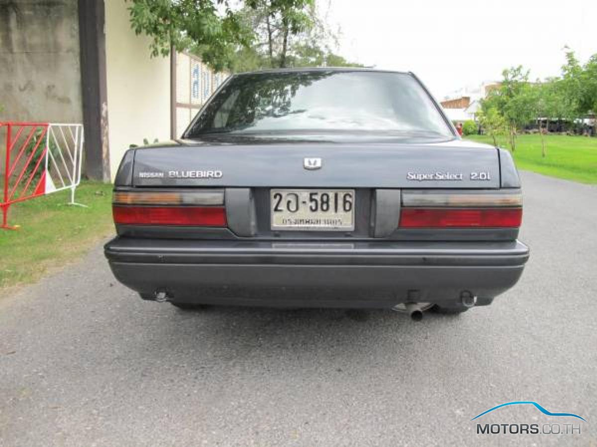 New, Used & Secondhand Cars NISSAN BLUEBIRD (1992)