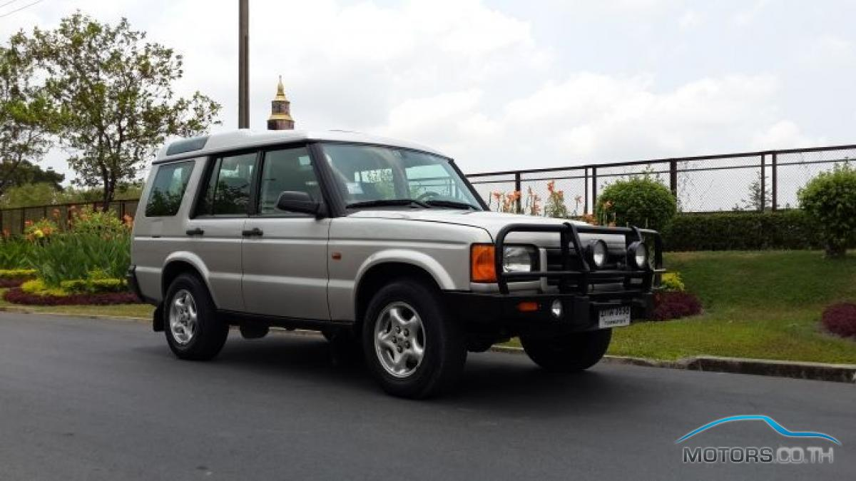 Secondhand LAND ROVER DISCOVERY (2002)