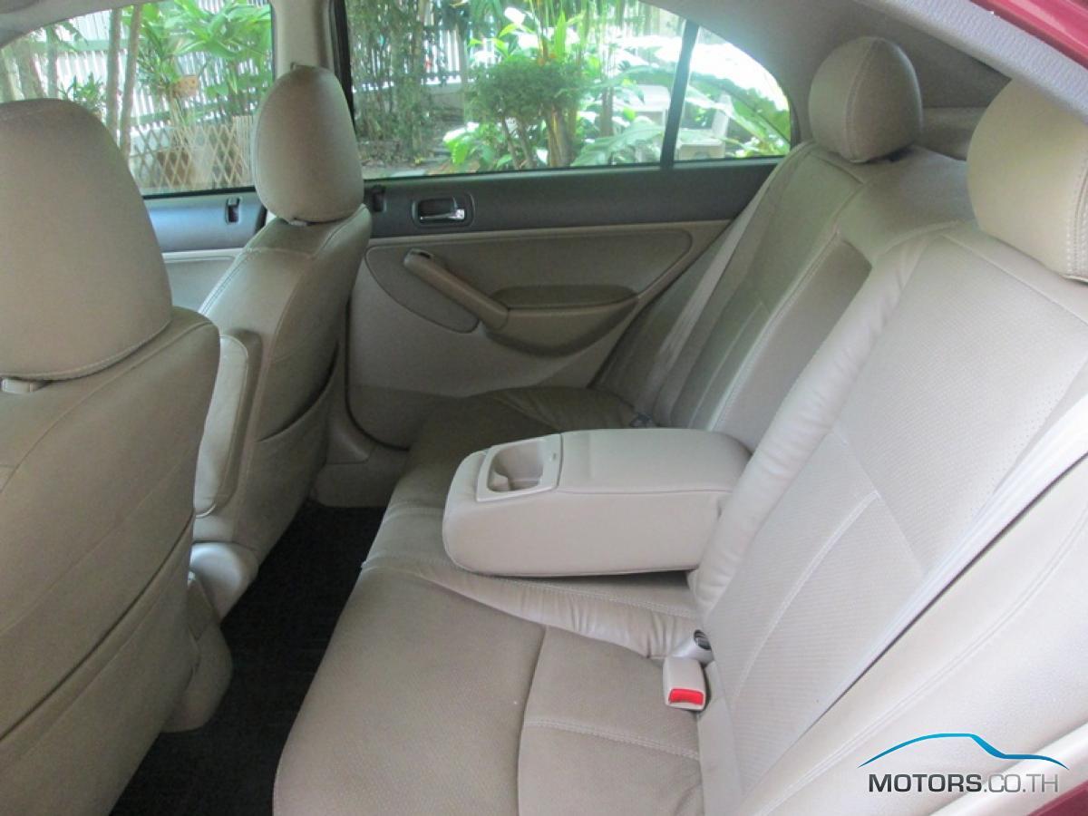 New, Used & Secondhand Cars HONDA CIVIC (2003)