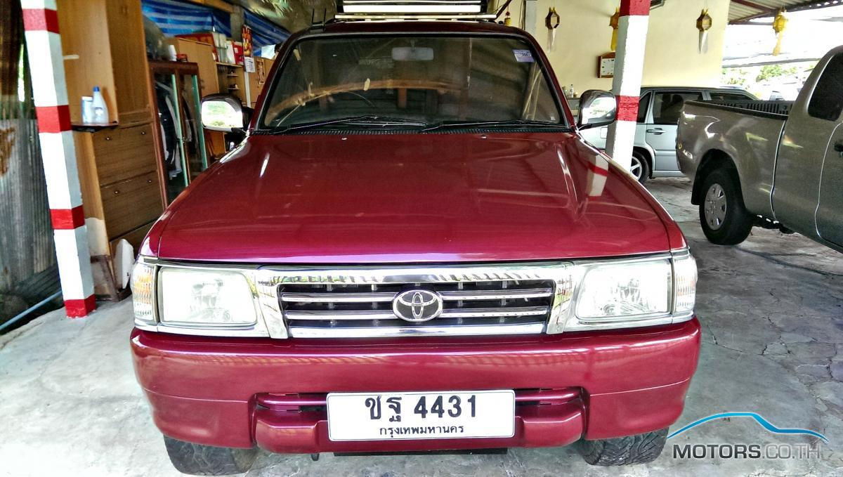 New, Used & Secondhand Cars TOYOTA HILUX SPORT RIDER (1999)