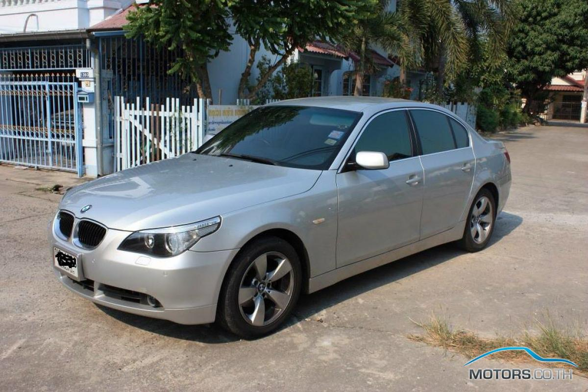 New, Used & Secondhand Cars BMW SERIES 5 (2005)
