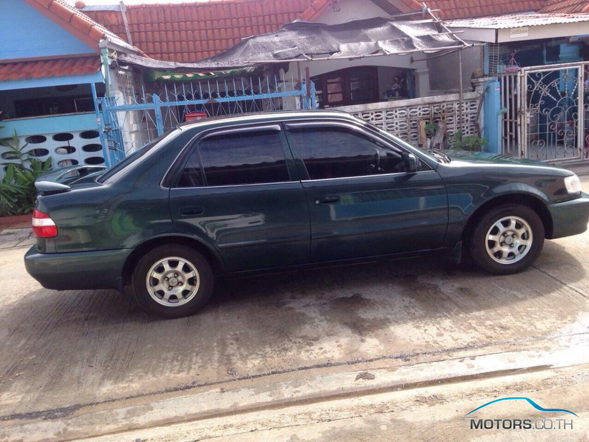 New, Used & Secondhand Cars TOYOTA COROLLA (1999)