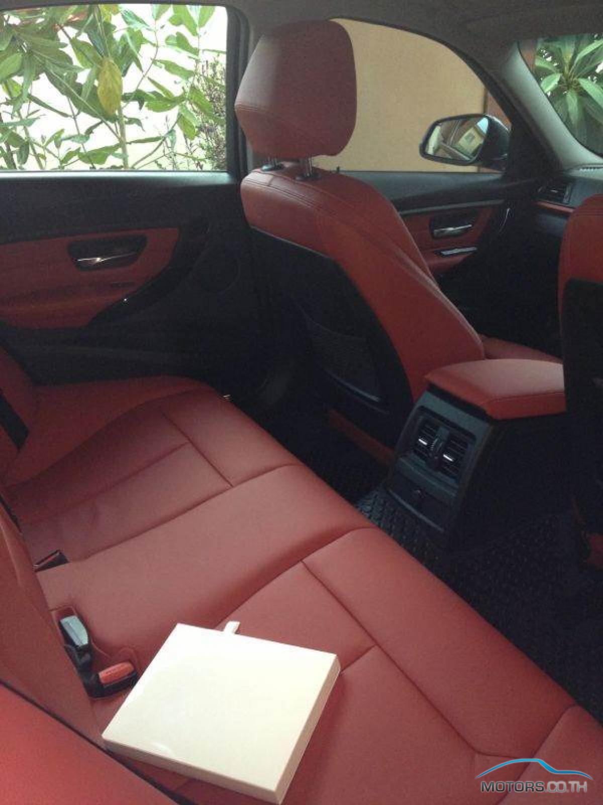 รถมือสอง, รถยนต์มือสอง BMW SERIES 3 (2014)