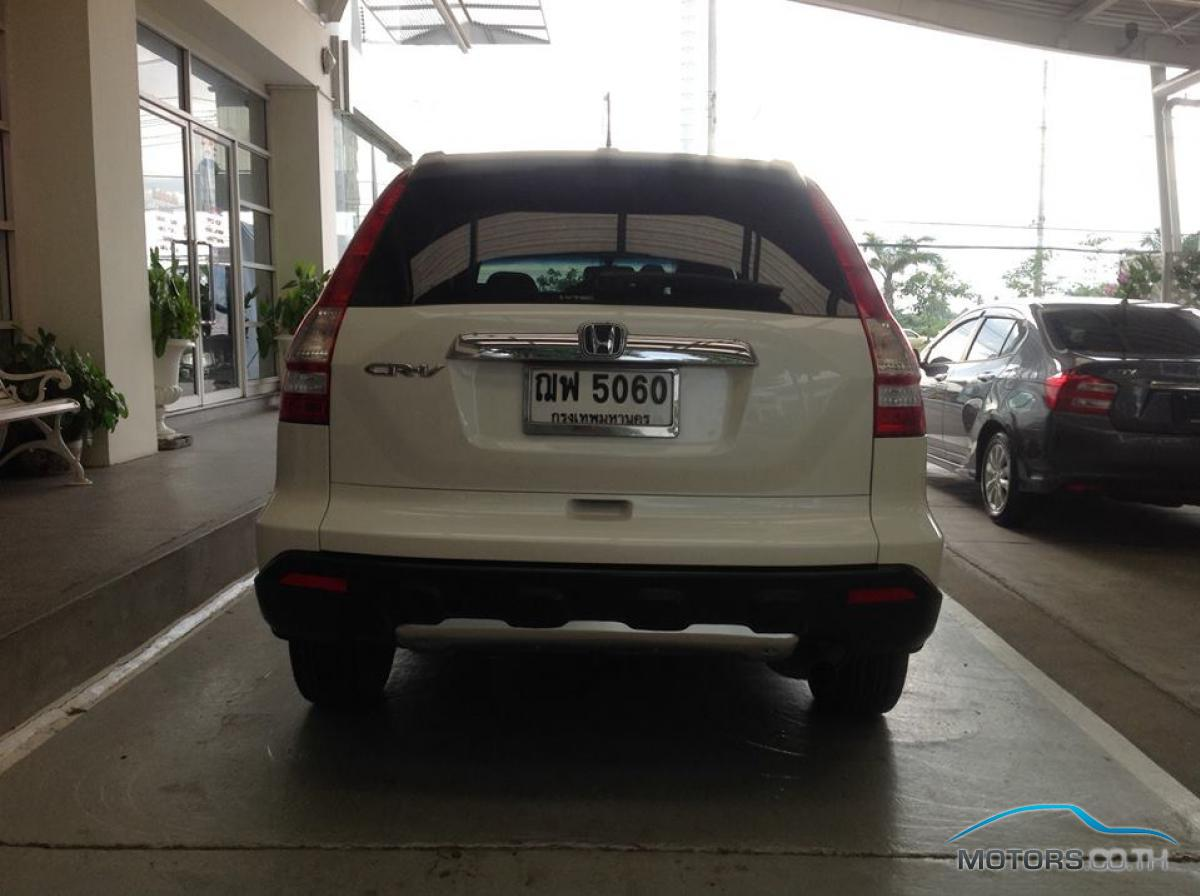 Secondhand HONDA CR-V (2009)