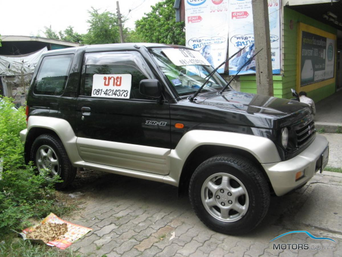 Secondhand MITSUBISHI PAJERO MINI (2011)