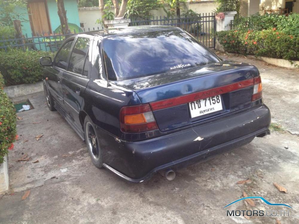 รถใหม่, รถมือสอง HYUNDAI ELANTRA (1993)