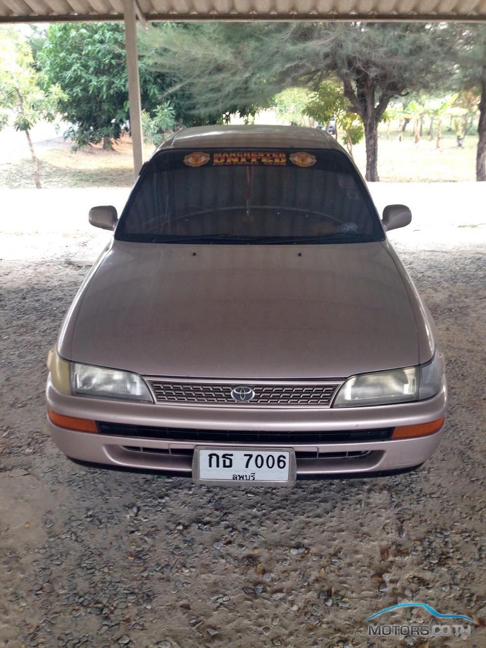 Secondhand TOYOTA CORONA (1995)