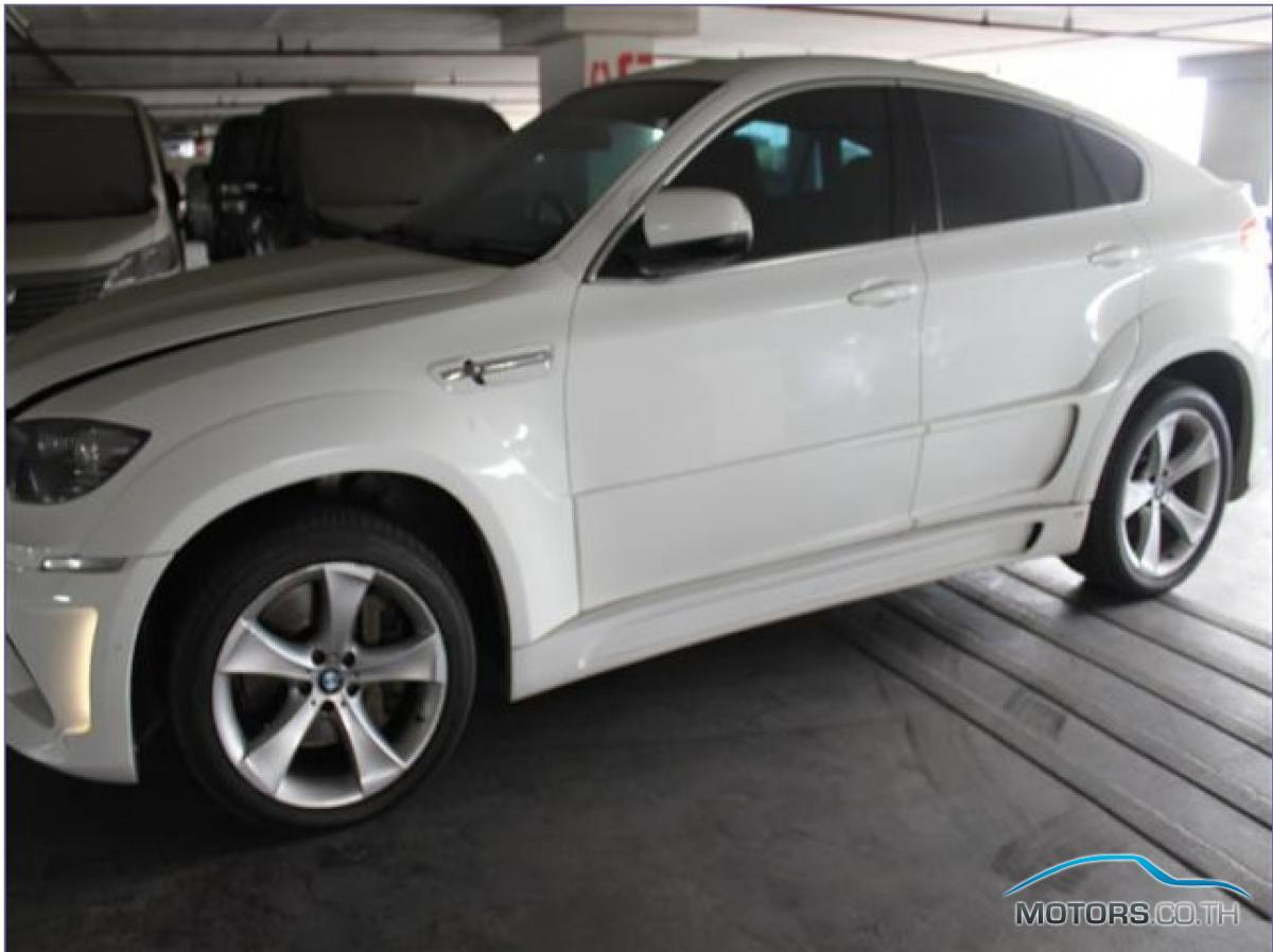 รถใหม่, รถมือสอง BMW X6 (2008)