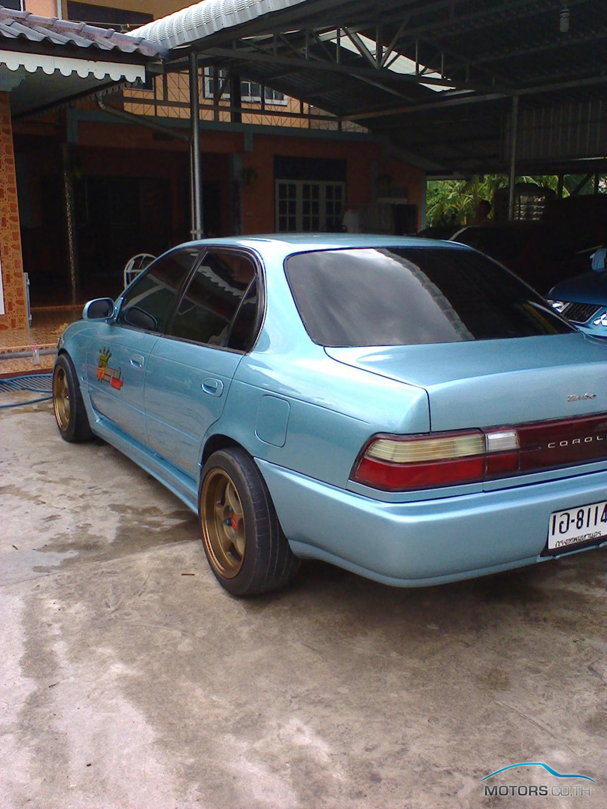 New, Used & Secondhand Cars TOYOTA COROLLA (1992)