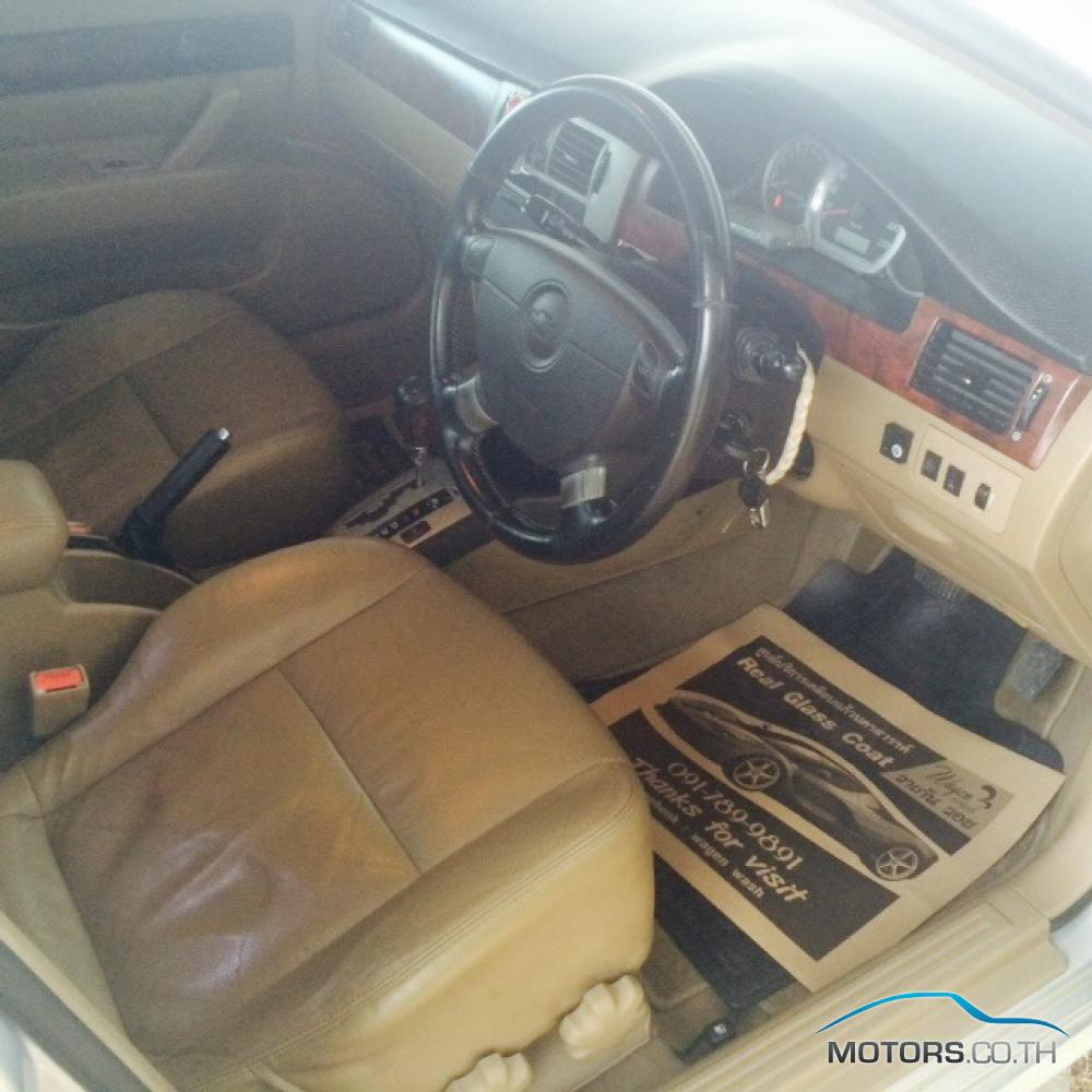 New, Used & Secondhand Cars CHEVROLET OPTRA (2005)