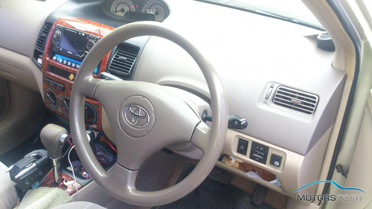 Secondhand TOYOTA VIOS (2004)