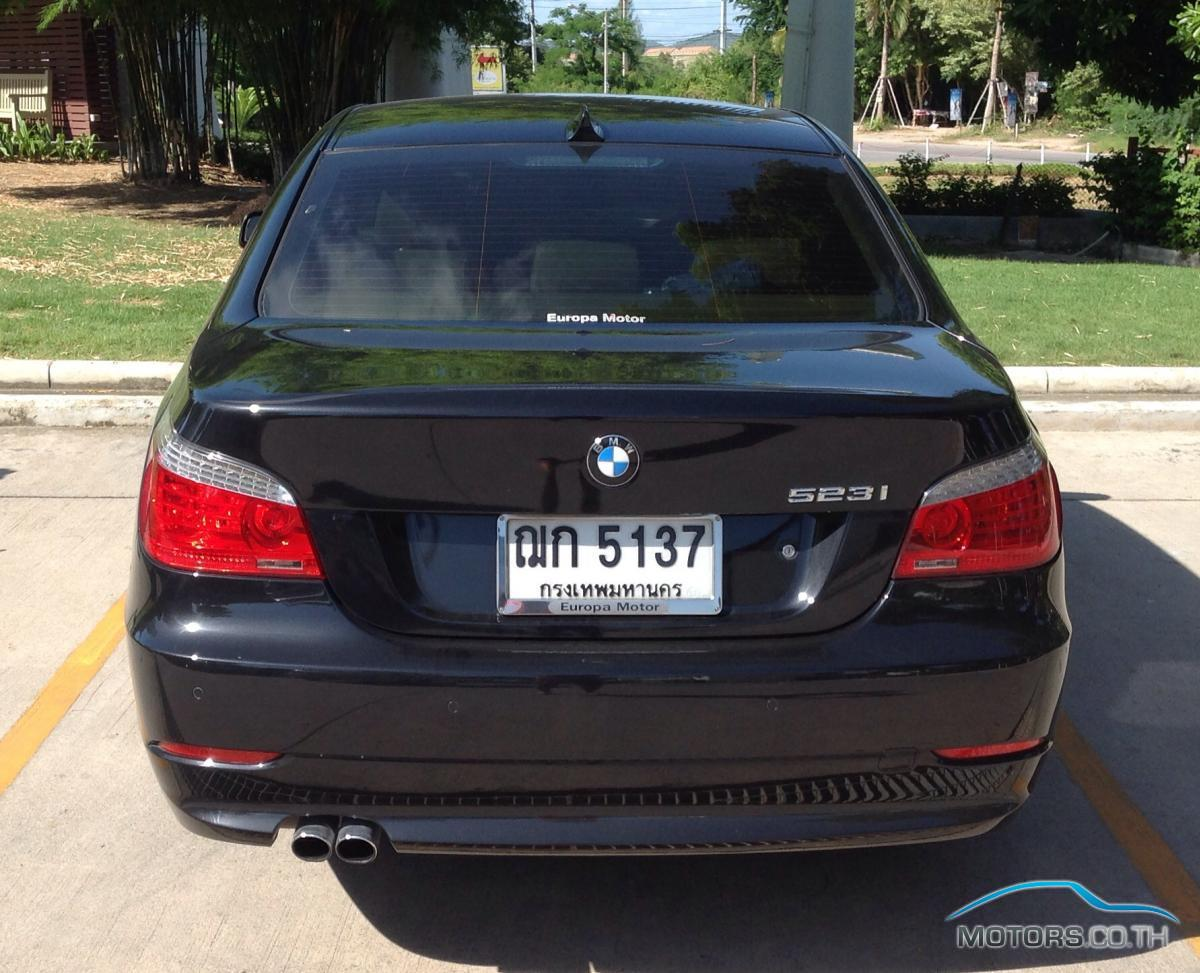 New, Used & Secondhand Cars BMW SERIES 5 (2008)