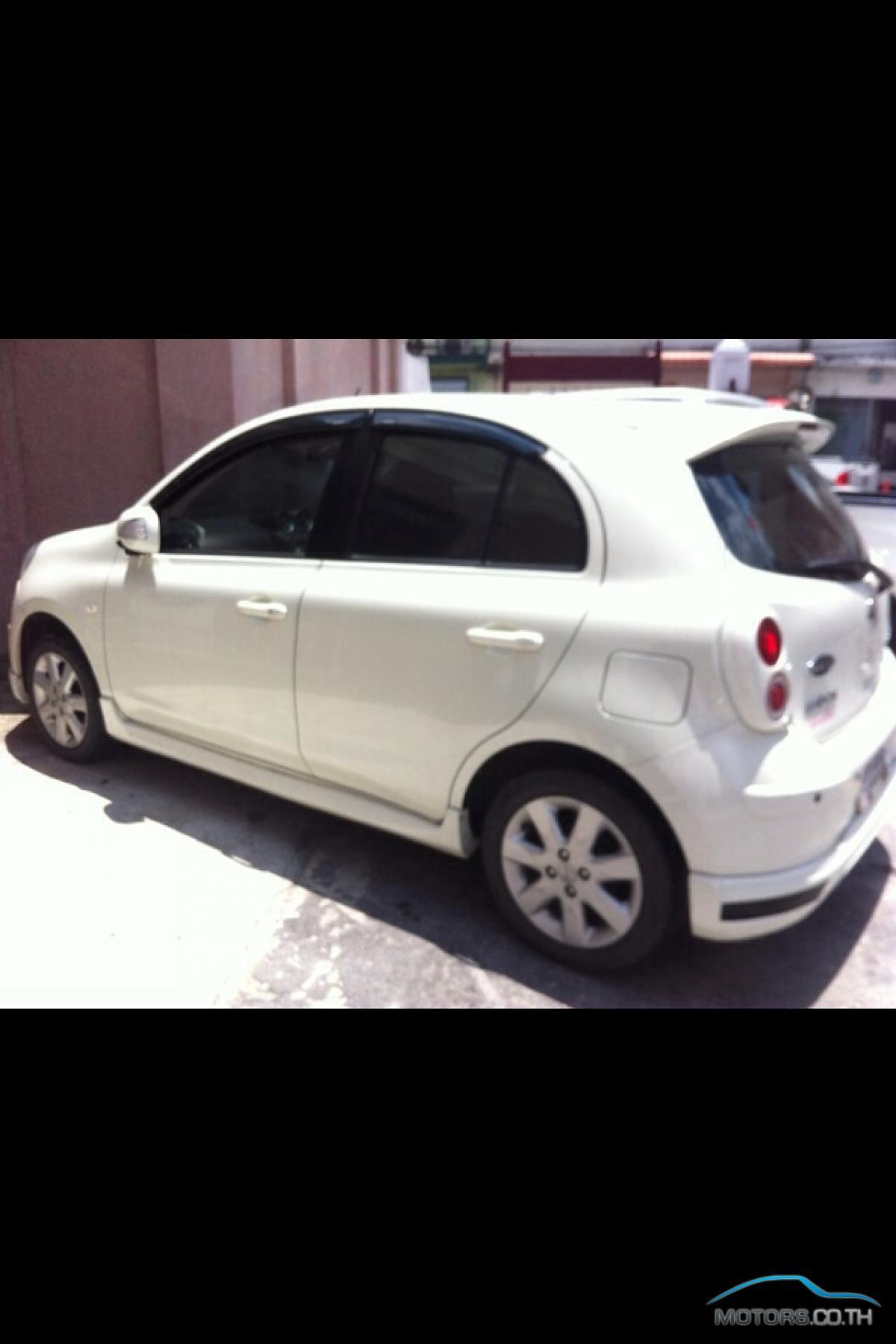 รถใหม่, รถมือสอง NISSAN MARCH (2011)