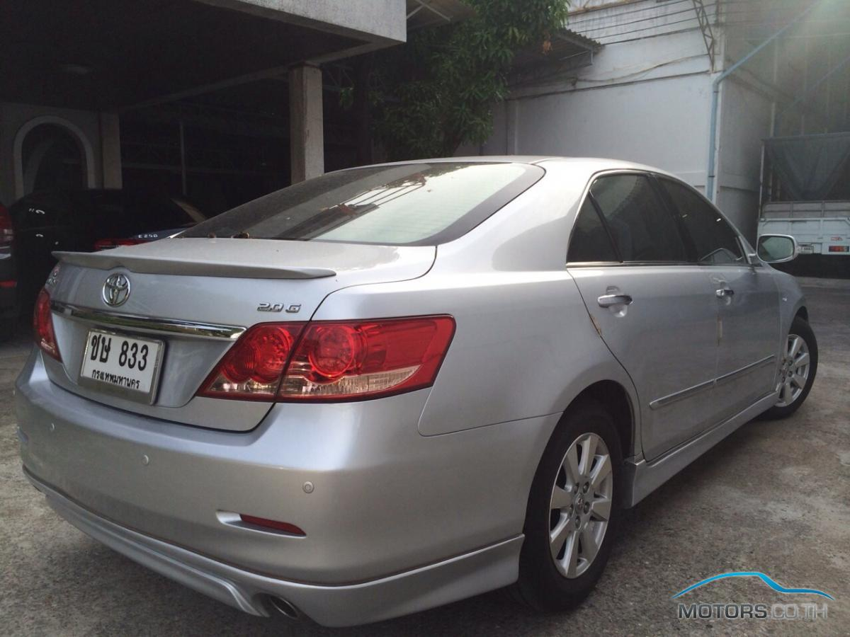 New, Used & Secondhand Cars TOYOTA CAMRY (2007)