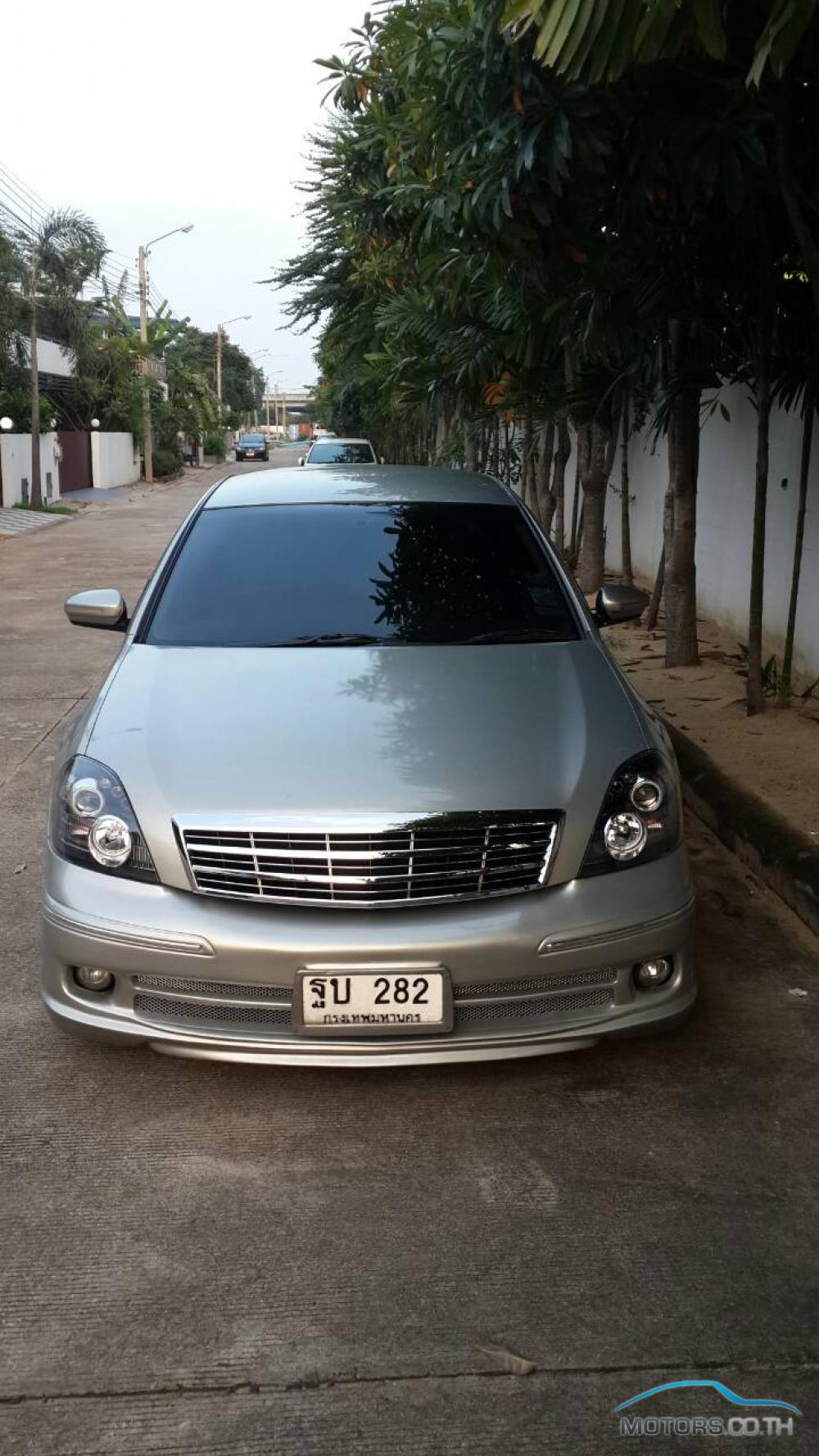 รถใหม่, รถมือสอง NISSAN TEANA (2004)
