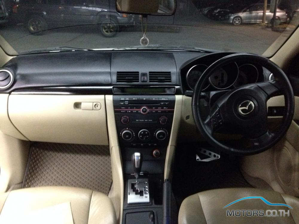 Secondhand MAZDA 3 (2008)