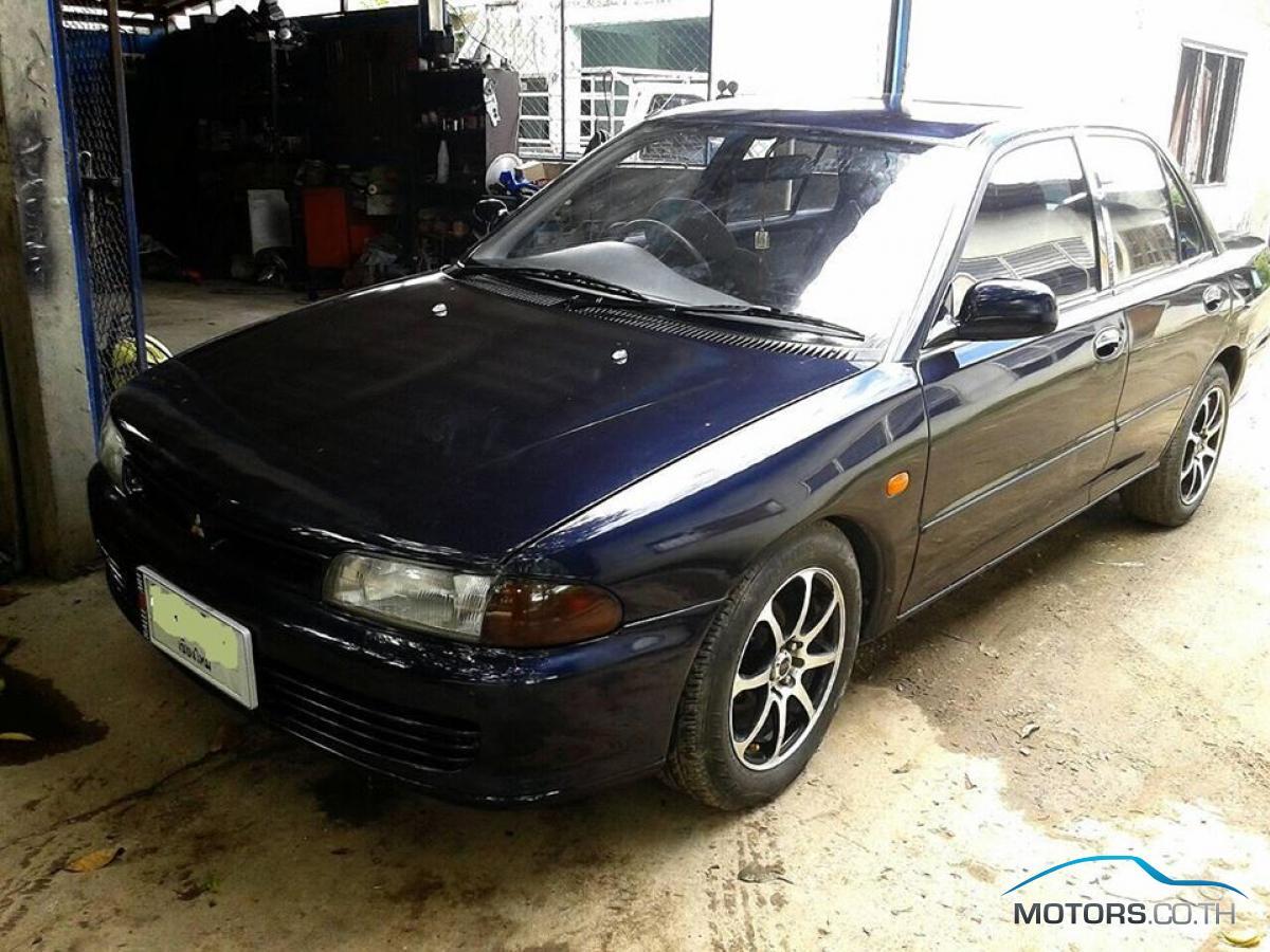 รถใหม่, รถมือสอง MITSUBISHI LANCER (1988)