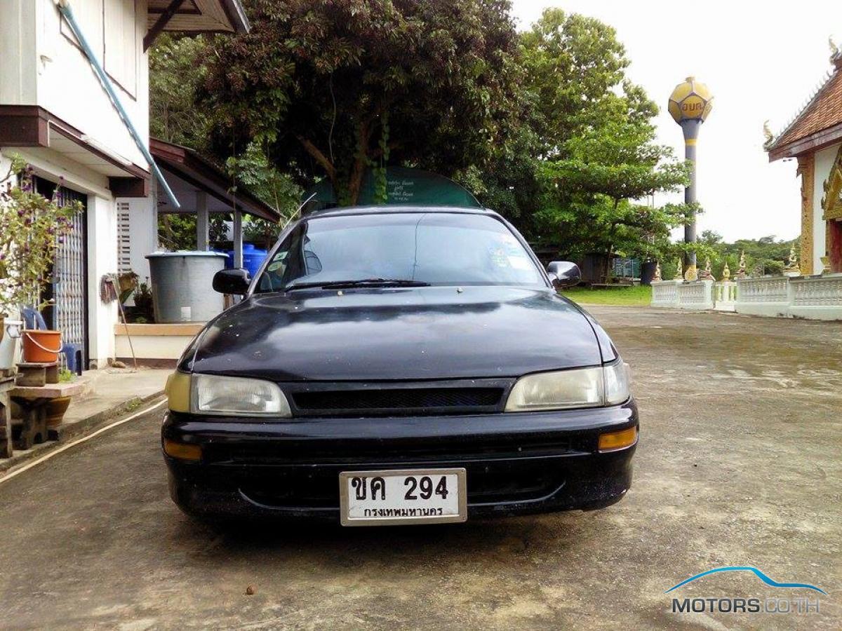รถใหม่, รถมือสอง TOYOTA CORONA (1991)