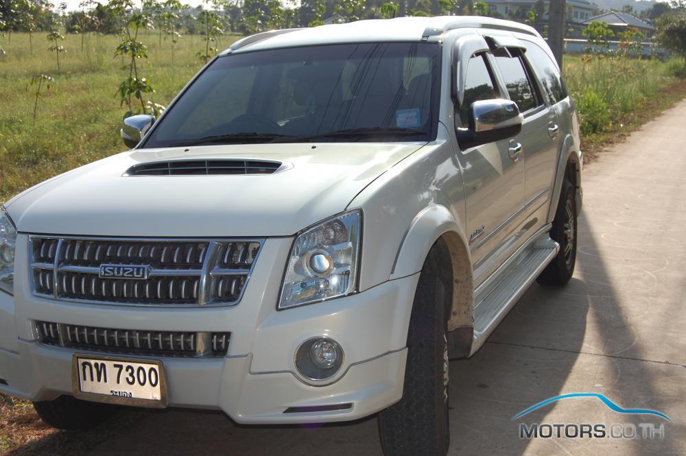 รถใหม่, รถมือสอง ISUZU MU-7 (2009)