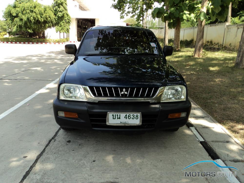 New, Used & Secondhand Cars MITSUBISHI L200-STRADA (2000)