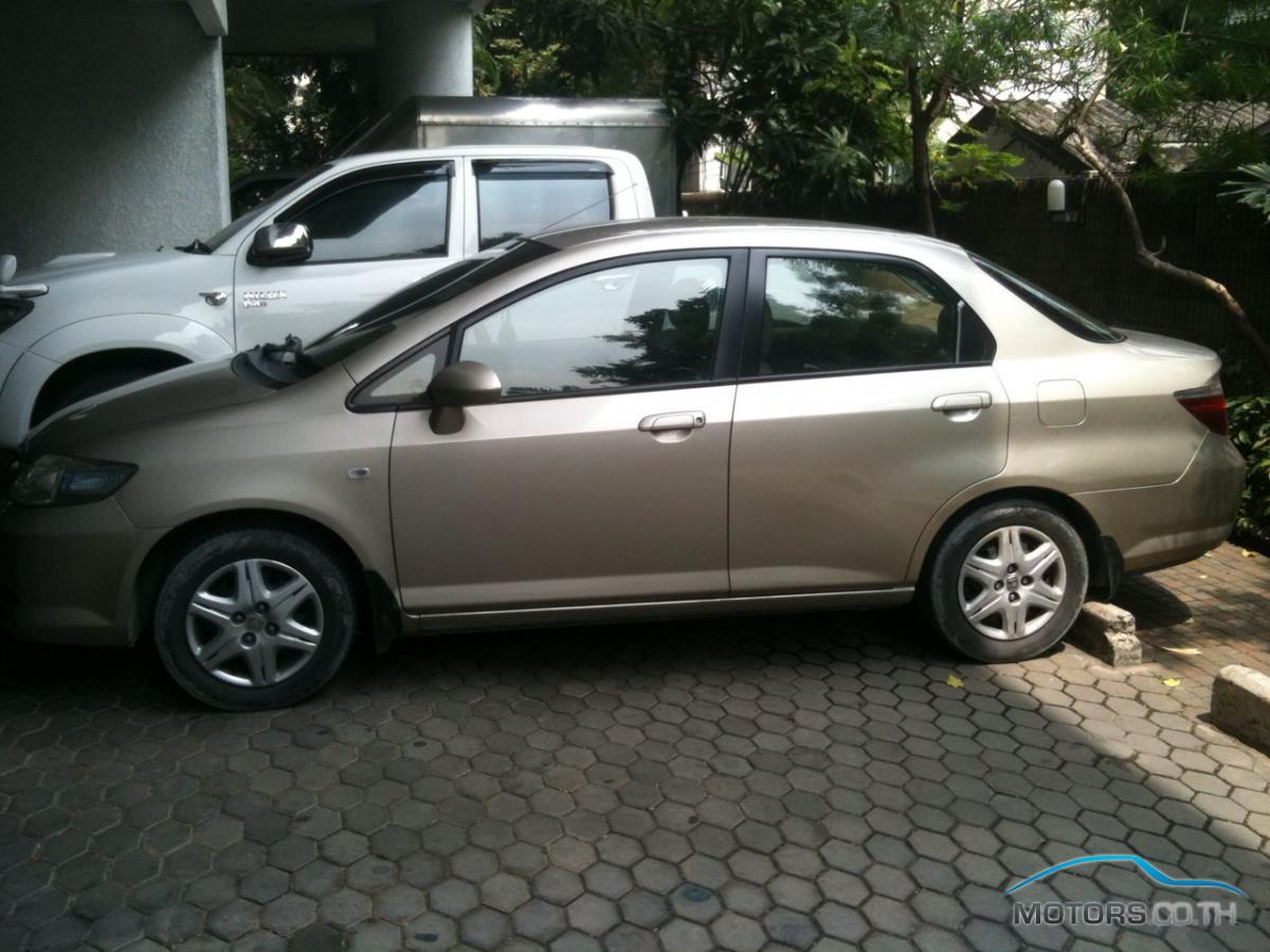 Secondhand HONDA CITY (2006)