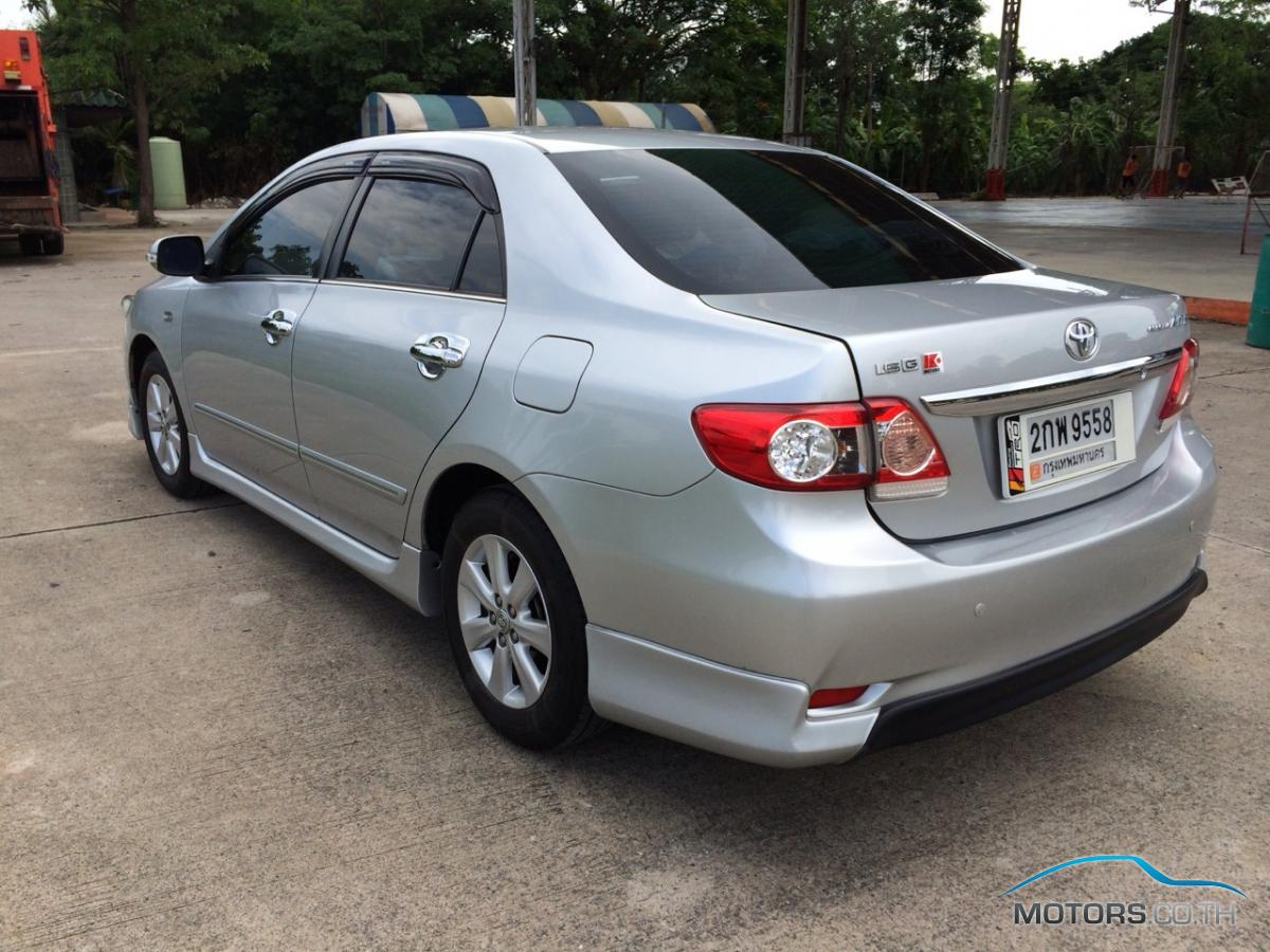 Secondhand TOYOTA ALTIS (2011)