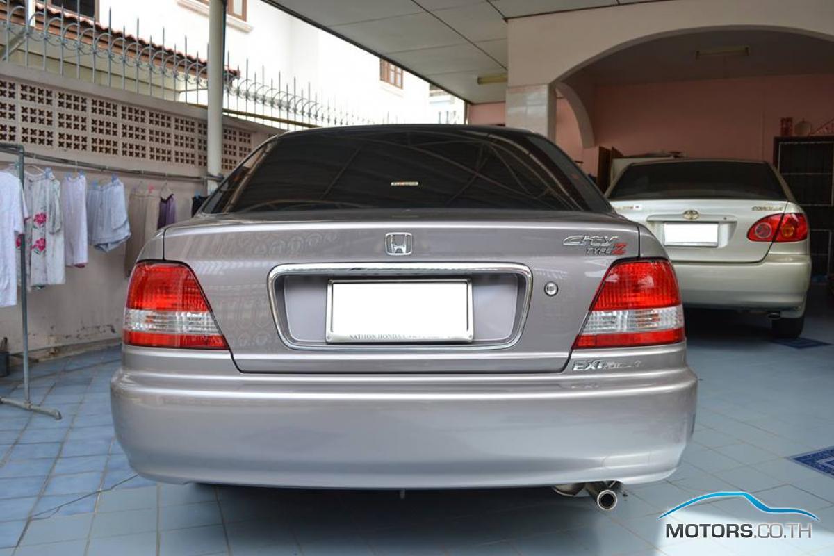 รถใหม่, รถมือสอง HONDA CITY (2002)