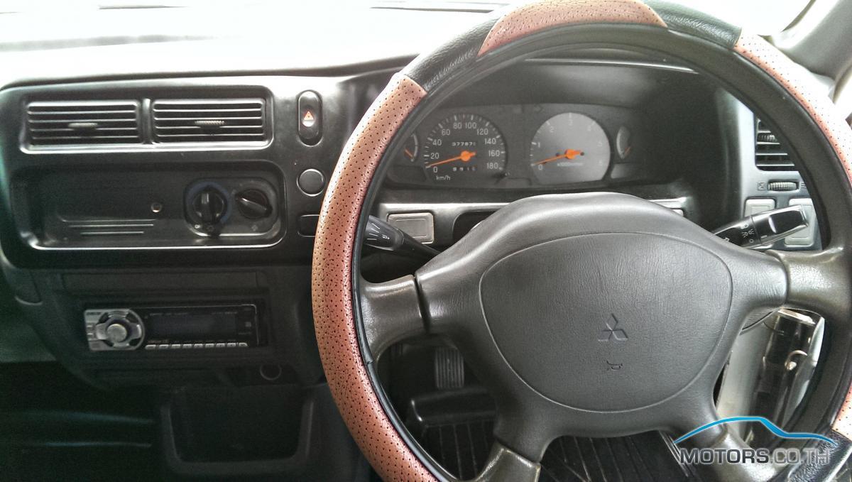 รถใหม่, รถมือสอง MITSUBISHI L200-CYCLONE (1998)